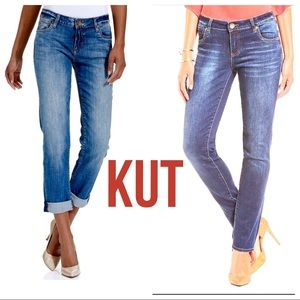 KUT from the Kloth Catherine Boyfriend Jeans 2